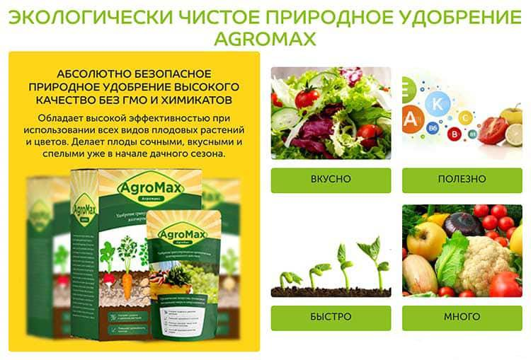 Натуральный состав Agromax